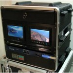 Régie numérique vidéo pro adaptée à la location: commutation rapide entre plusieurs PC et source vidéo
